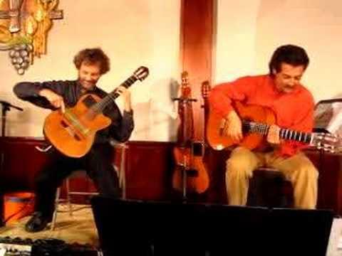 Fred Benedetti&Peter Sprague playing Desamba