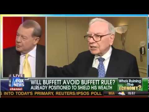 Warren Buffett   Slandered By Fox News