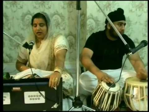 suraj jogi laxmi ginny guaar kirtan-AARTI ON SURAJBHANS BIRTHDAY...