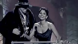 Sinbad & Halle Berry close Essence Awards