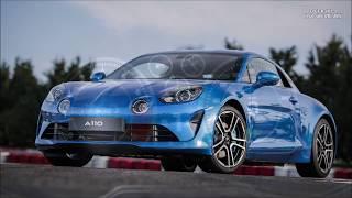 Alpine A110 (2018) Acceleration 0-200 KMH (Exhaust Sound)