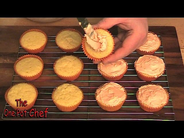 Basic Cupcakes - RECIPE