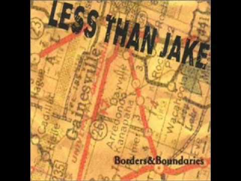 Less Than Jake - Bigger Picture