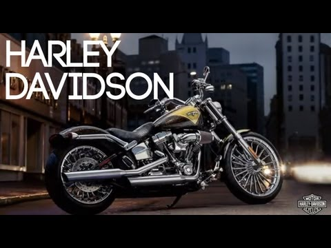 2013 HARLEY DAVIDSON THE LEGEND CONTINUES  ZZ TOP LA GRANGE [HQ SOUND]
