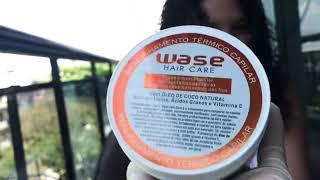 Realinhados e hidratados com Wase Hair Care