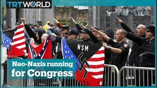 White nationalists and neo-Nazi sympathisers running for office