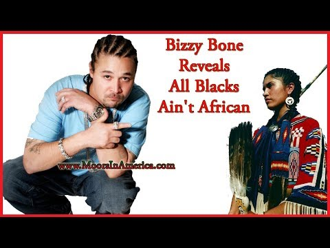 Bizzy Bone Reveals All Blacks Ain't African | Aboriginal American Indians thumbnail