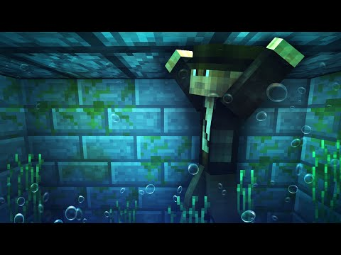 Underwater Drowning Trap! - Minecraft Tutorial
