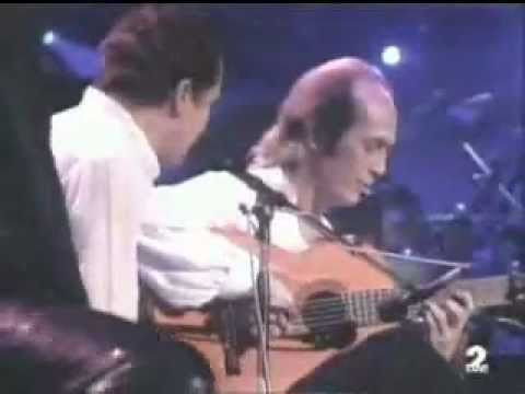 paco de lucia buleria at guitar legends