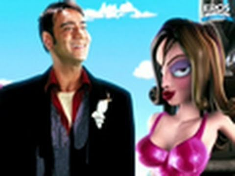 Loveena Fascinated With Ajay Devgan - Toonpur Ka Superrhero
