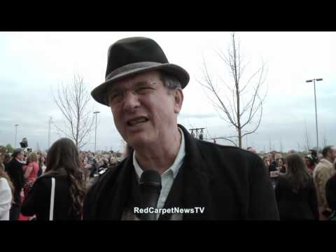 Director Mike Newell Interview - Harry Potter Studio Tour Opening