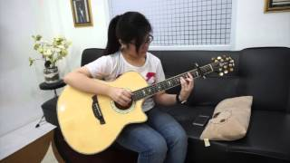 download lagu Rizky Febian Kesempurnaan Cinta - Josephine Alexandra  Fingerstyle gratis
