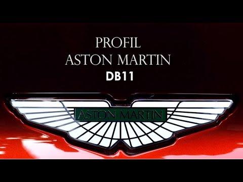 Video Profil Aston Martin DB11