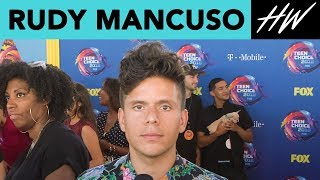 Rudy Mancuso Excited For His Friend Meghan Trainor! | Hollywire