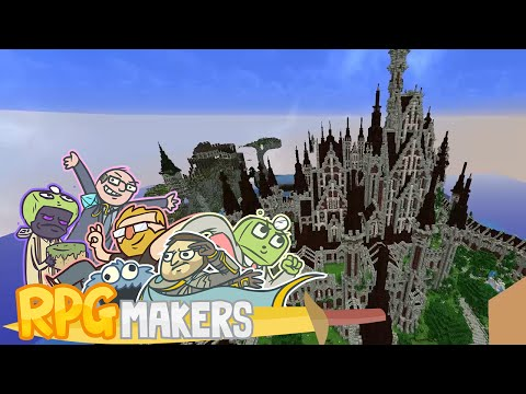 Minecraft: RPG Makers - Build Day Aftermath!