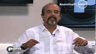 Acalorada entrevista de Nicolas Lucar a Mauricio Mulder (7.4.13)
