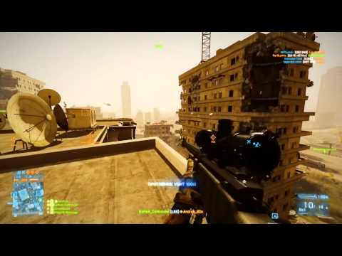 BF3: Sniping Pilots on Markaz