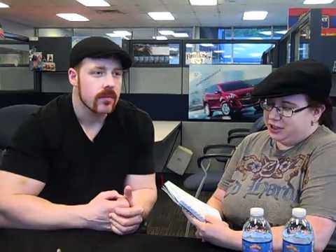 Interview With Sheamus
