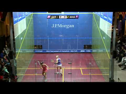 Squash: J.P.Morgan ToC 2014 - WSA SF Roundup