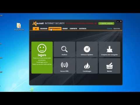 Descargar e instalar avast internet security 2013 full con licencia