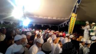 Mahallul Qiyam Habib Hilmy || JAMA'AH SALING BEREBUTAN