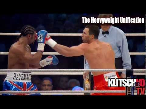 Wladimir Klitschko vs David Haye (Highlights)