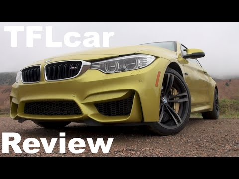 2015 BMW M4 Coupe Review: Two Doors for the Price of Four Doors