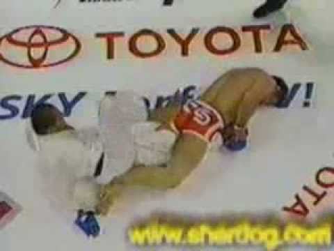 Kazushi Sakuraba vs Royce Gracie Highlight video