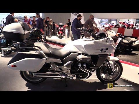 2015 Honda CTX 1300 ABS - Walkaround - 2014 EICMA Milan Motorcycle Exhibition