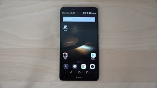 Huawei Ascend Mate 7 - Fingerprint Sensor Review (4K)