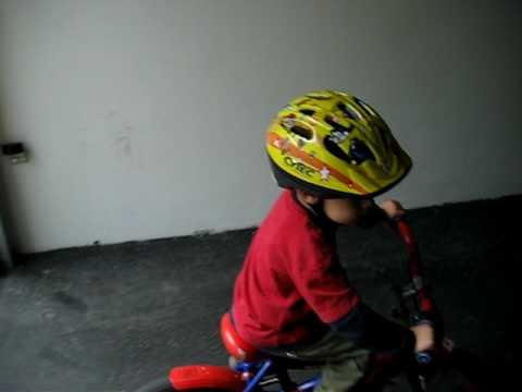 2009 04 Fahrrad 4 Kurve