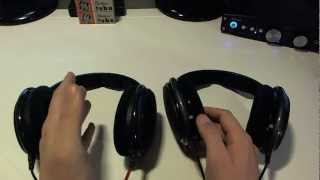 Sennheiser HD 600 vs 650 Headphones Comparison Review