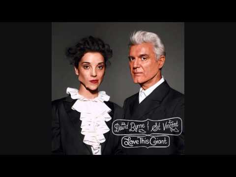 David Byrne & St. Vincent- Dinner For Two