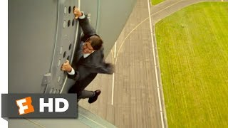 Mission: Impossible - Rogue Nation (2015) - Ethan Catches a Plane Scene (1/10) | Movieclips