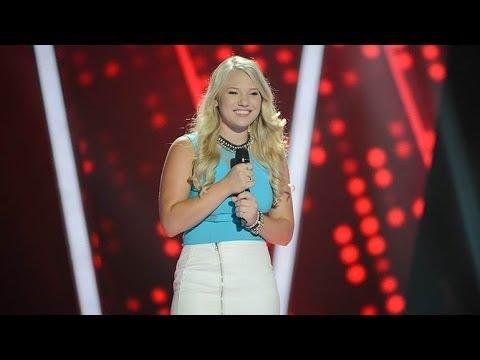 Anja Nissen Sings Vanishing | The Voice Australia 2014