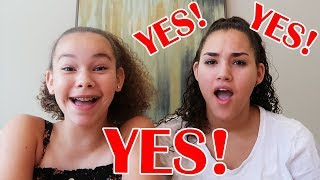Gracie Says YES To Olivia For EVERYTHING!!