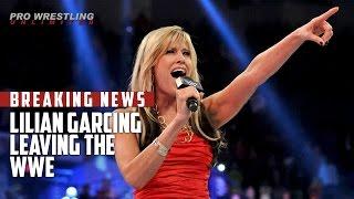 BREAKING NEWS: Lilian Garcia Leaving The WWE