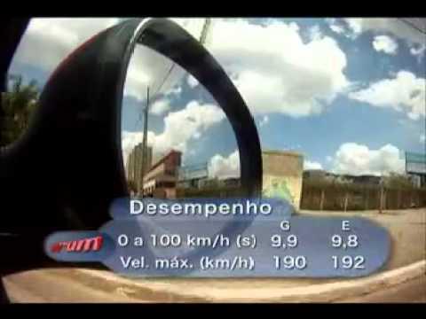 Teste do  Novo Palio 2012-Vrum na TV....