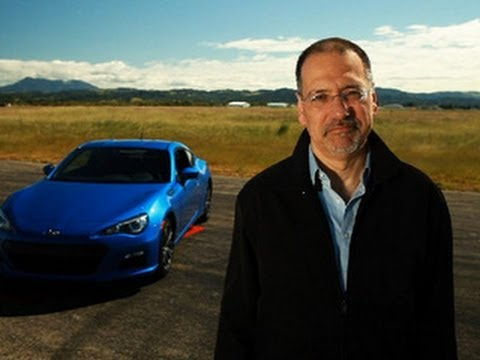 CNET On Cars - Subaru BRZ: Underpowered, under-tech, but overwhelmingly fun - Ep 16