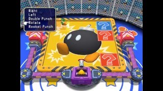 Mario Party 7 minigame: Boxing Day 60fps