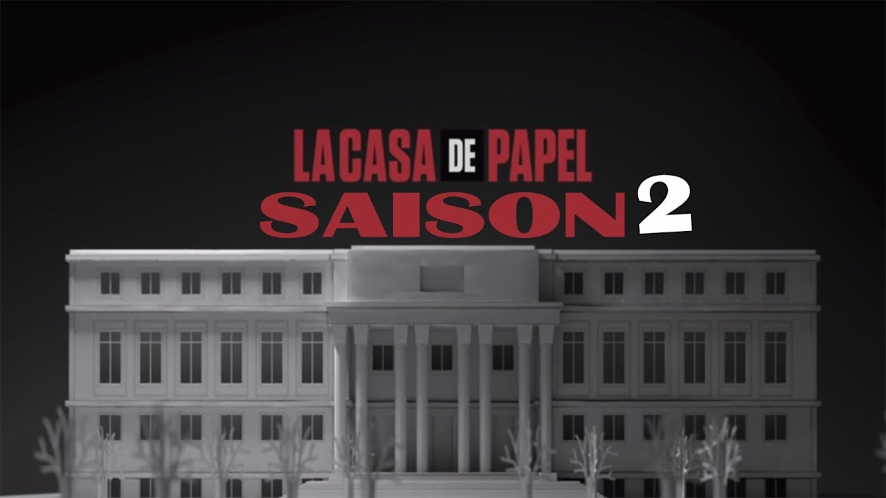 Regarder La Casa De Papel Saison Dua En Francais Youtube