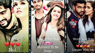Stay a little longer with me|full screen WhatsApp status|By:《Gaurav creation》