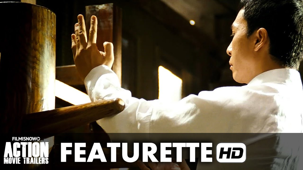 "IP MAN 3 Featurette 'Wing Chun Lesson Two: Mook Yan Jong aka ""Wooden Dummy"" [HD]"