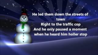 Jimmy Durante Frosty The Snowman