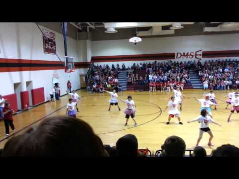 Duncan Middle School Boys Vs. Girls Dance Off video