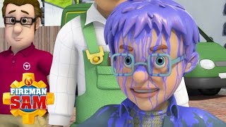 Fireman Sam US Official: One Last Job | Learn About Jobs #5