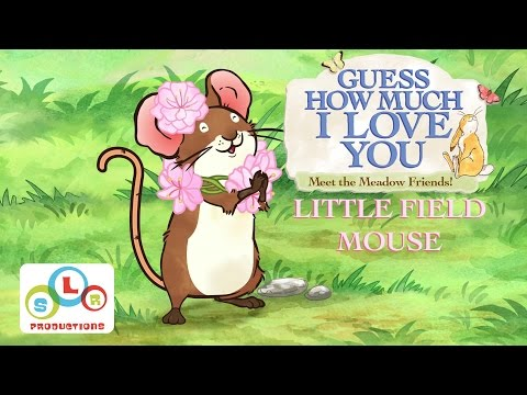 Guess How Much I Love You: Compilation - Fun with Little Field Mouse Part 1