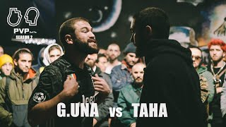 PVPBattle Season2 : G.Una vs Taha 1/4