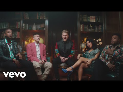 [OFFICIAL VIDEO] Havana - Pentatonix #1