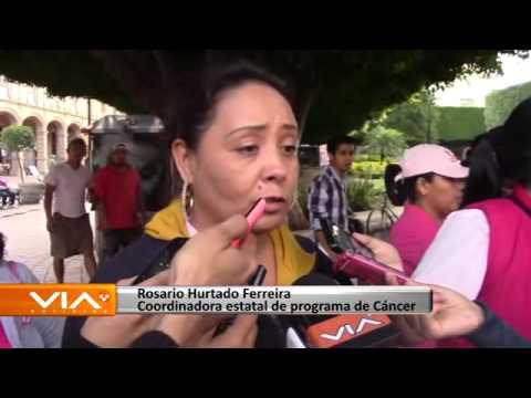CELAYA OCUPA EL TERCER LUGAR DE DECESOS POR CÁNCER DE MAMA